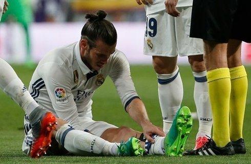 Bale vắng mặt tại các trận đấu tại bán kết Champions League với Atletico Madrid