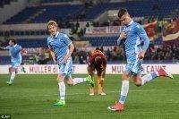 Kiên cường đánh bại Lazio, AS Roma vẫn mất vé vào chung kết Coppa Italia