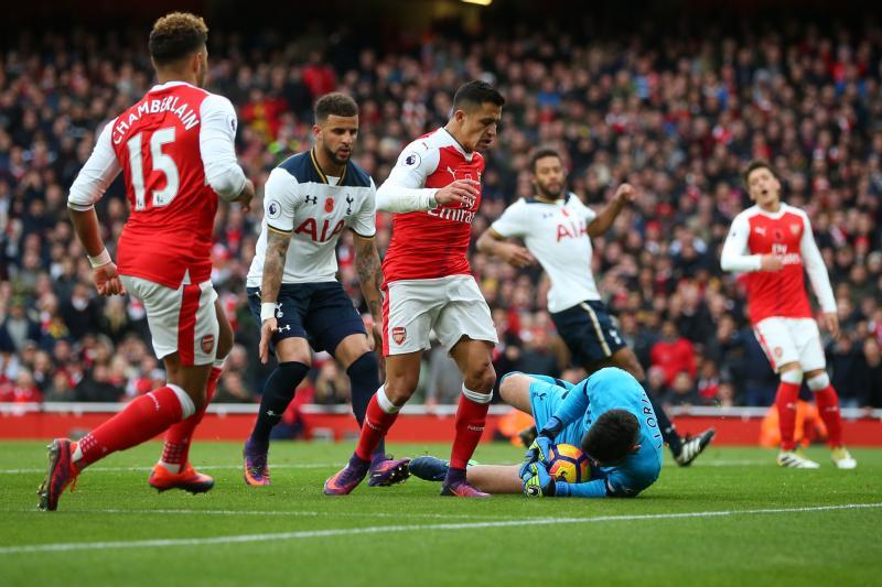 Tottenham có cơ hội đứng trên Arsenal