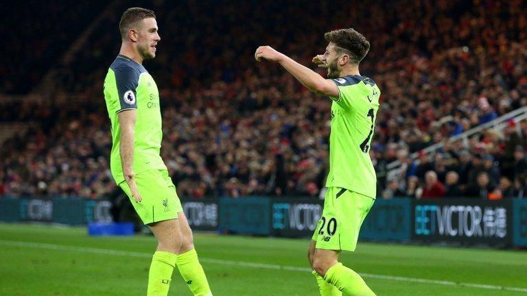 Liverpool vẫn chưa có Henderson và Lallana