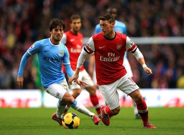 Arsenal - Man City  ngày 23/4/2017 Vòng  bán kết  giải CÚP FA