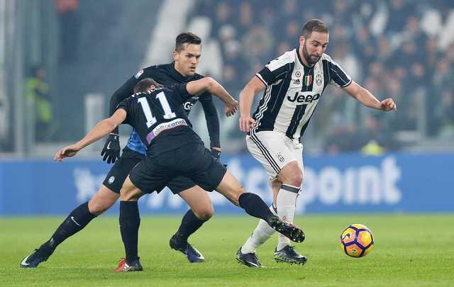 Atalanta có cơ hội tạo bất ngờ trước Juventus