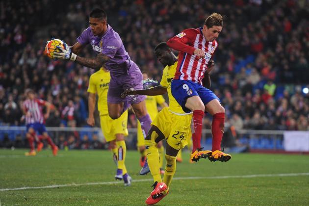 Atletico Madrid – Villarreal  ngày 26/4/2017