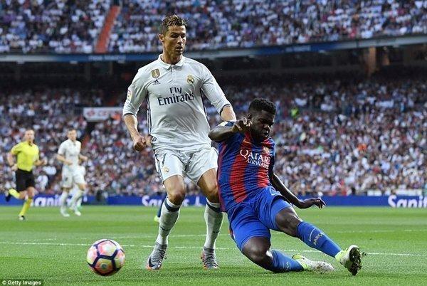 Ronaldo bị loại khỏi đội hình của Real Madrid trong trận gặp Deportivo