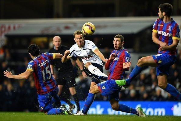 Crystal Palace - Tottenham  ngày 27/4/2017