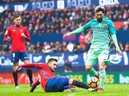 Espanyo – Barcelona  ngày 30/4/2017  giải VĐQG Tây Ban Nha  La Liga