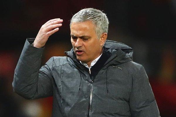 Jose Mourinho giúp M.U nối dài mạch bất bại lên con số 25 ở mùa giải năm nay