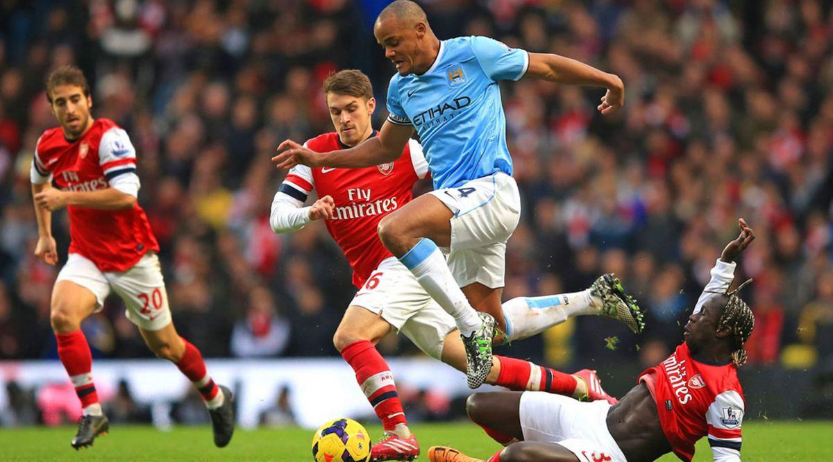 Link sopcast trận đấu Arsenal - Man City