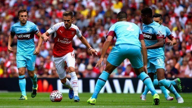 Link sopcast  Arsenal - West Ham ngày 6/4/2017