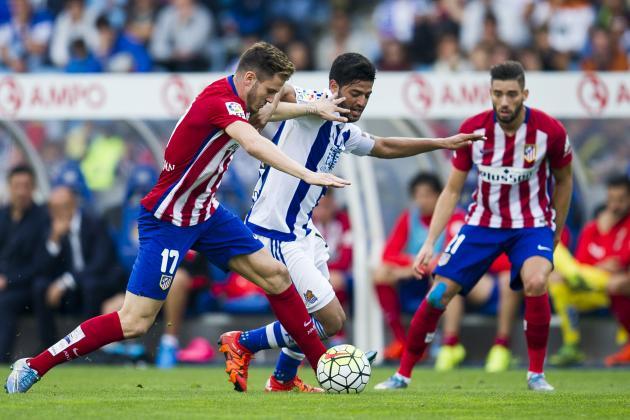 Link sopcast  Atletico Madrid - Sociedad ngày 5/4/2017