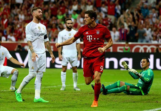 Bayern Munich - Real Madrid ngày 13/4/2017