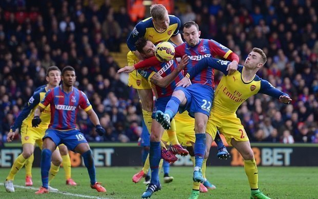 Crystal Palace – Arsenal  ngày 11/4/2017