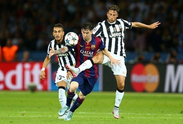 Juventus - Barcelona 12/4/2017 vòng 1/4 lượt đi Cup C1