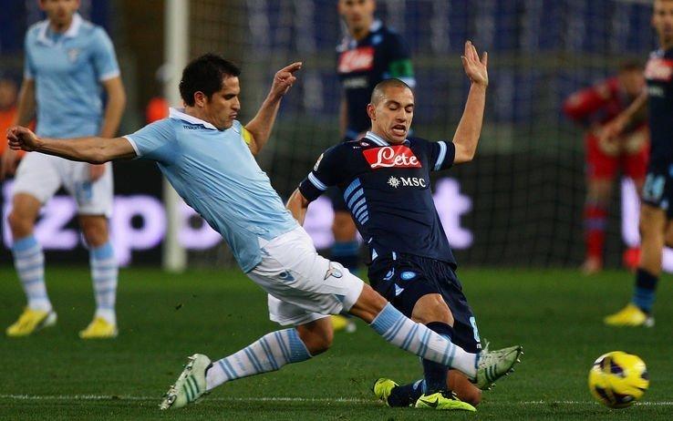 Lazio - Napoli ngày 10/4/2017