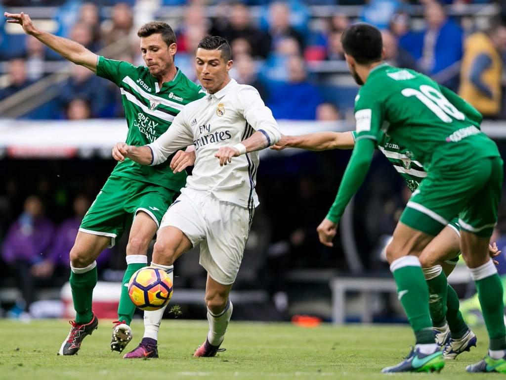 Link sopcast Leganes - Real Madrid  ngày 6/4/2017