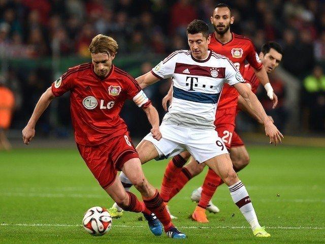 Leverkusen - Bayern Munich ngày 15/4/2017 Vòng 29 giải bóng đá VĐQG Đức Bundesliga