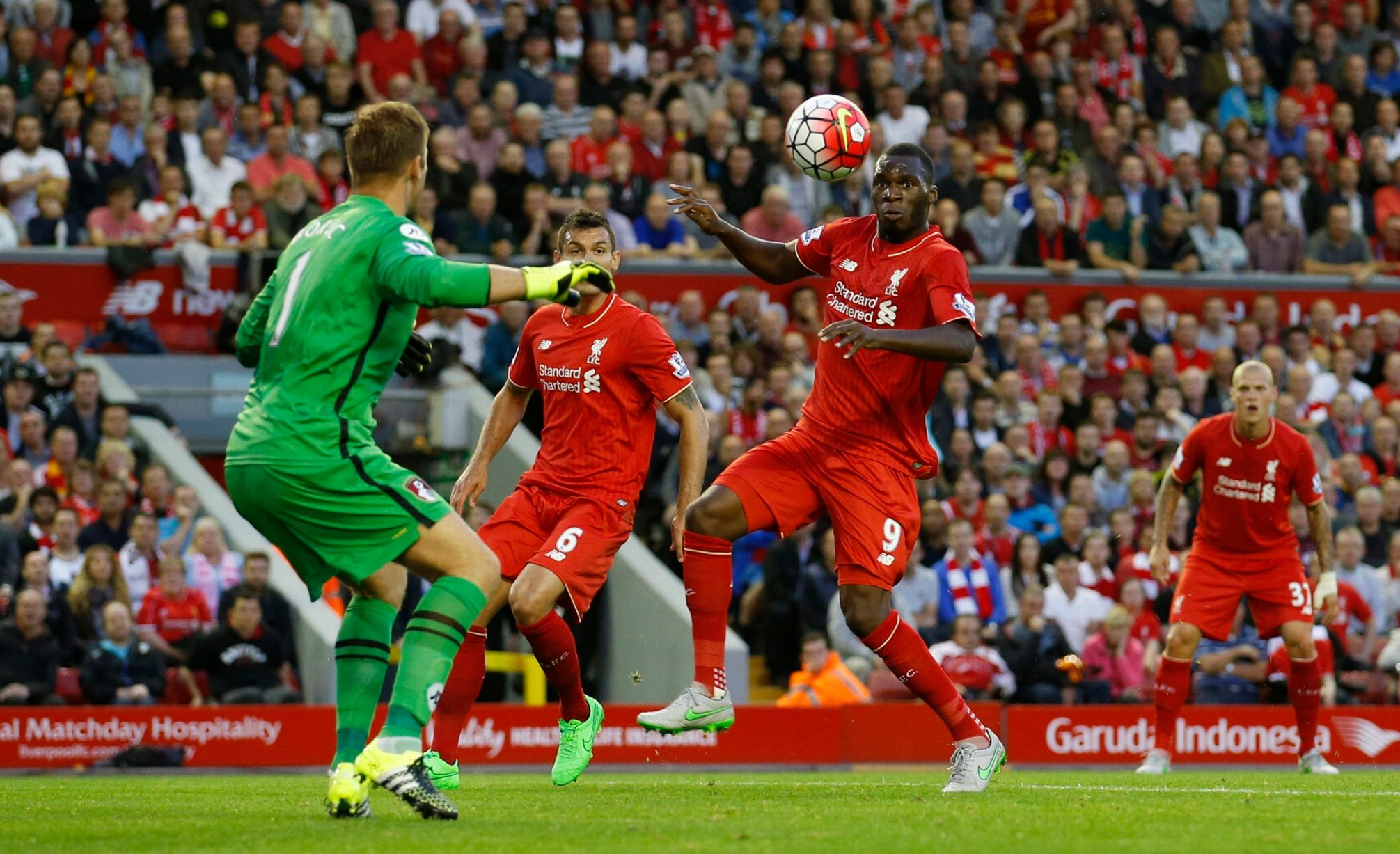 Link sopcast  Liverpool – Bournemouth  ngày 6/4/2017