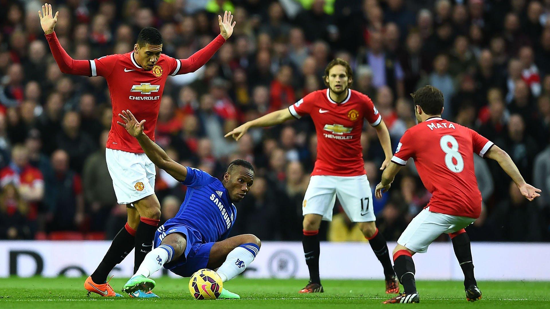 Man Utd – Chelsea  ngày 16/4/2017 Vòng 33 giải Ngoại Hạng Anh