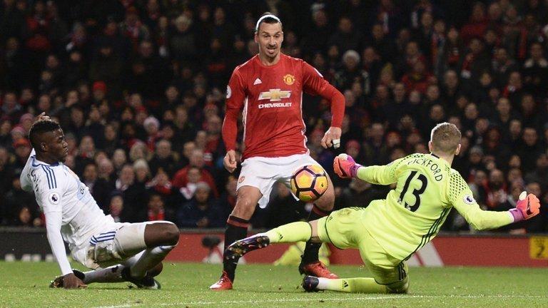 Manchester United - Sunderland ngày 9/4/2017