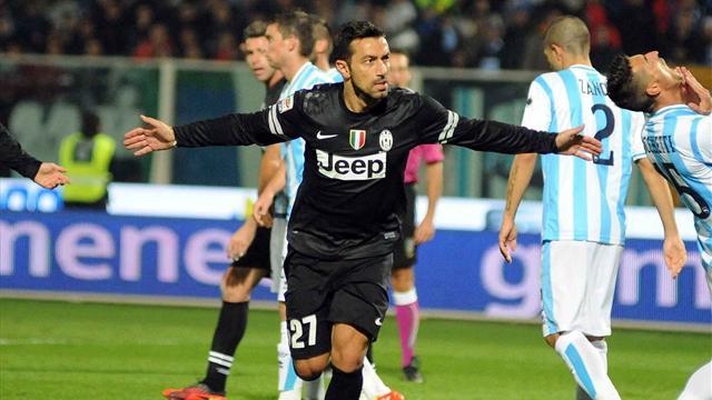 Pescara - Juventus  ngày 15/4/2017 Vòng 32 giải VĐQG Italia Ý serie A