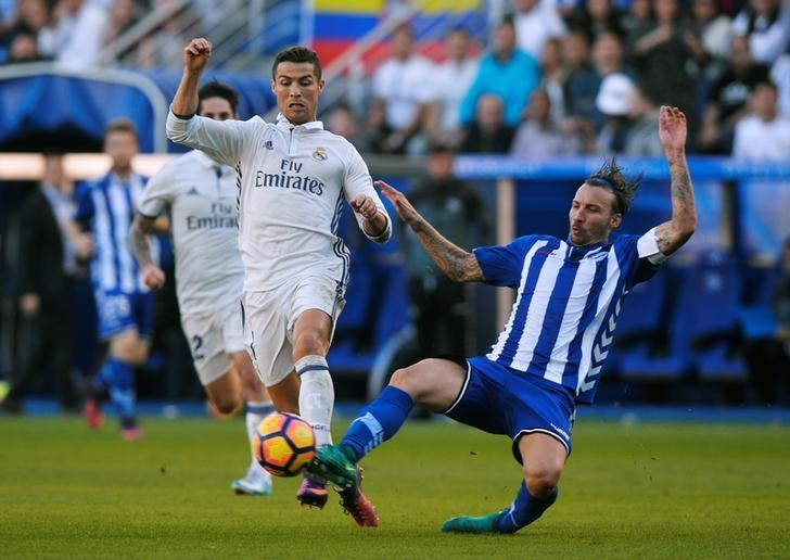 Link sopcast Real Madrid - Deportivo Alaves