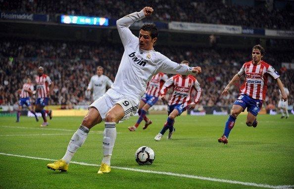 Sporting Gijon - Real Madrid ngày 15/4/2017 Vòng 32 giải VĐQG Tây Ban Nha TBN La Liga