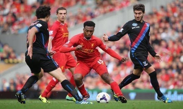 Liverpool - Crystal Palace  ngày 23/4/2017 Vòng 33 giải Ngoại Hạng Anh