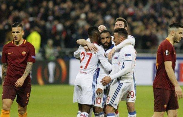Lyon đang có sức mạnh đáng sợ trên sân nhà