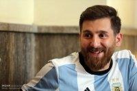 Có một phiên bản Messi ở Iran