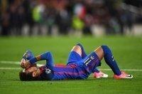 Neymar trải qua đêm thảm họa ở Champions League