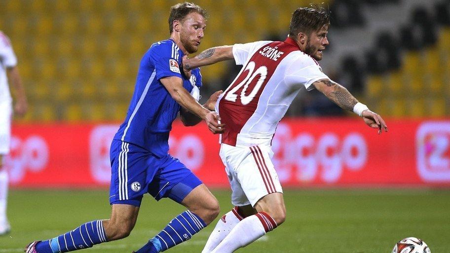 Ajax – Schalke ngày 14/4/2017 vòng tứ kết lượt đi Cup Europa League