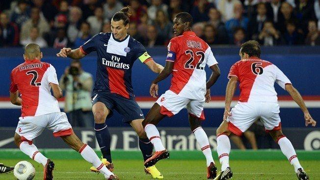 PSG – Monaco  ngày 27/4/2017 vòng bán kết giải bóng đá Cúp Pháp.