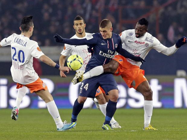 PSG – Montpellier  ngày 22/4/2017