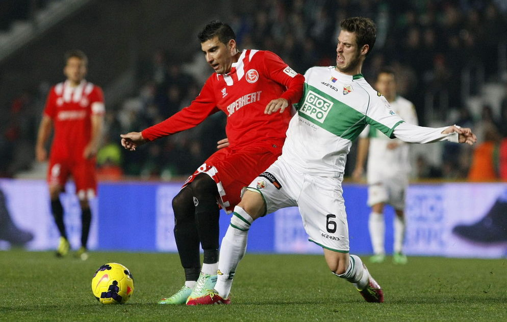 Sevilla - Celta Vigo ngày 28/4/2017  giải VĐQG Tây Ban Nha TBN La Liga