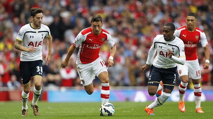 Tottenham - Arsenal   ngày 30/4/2017