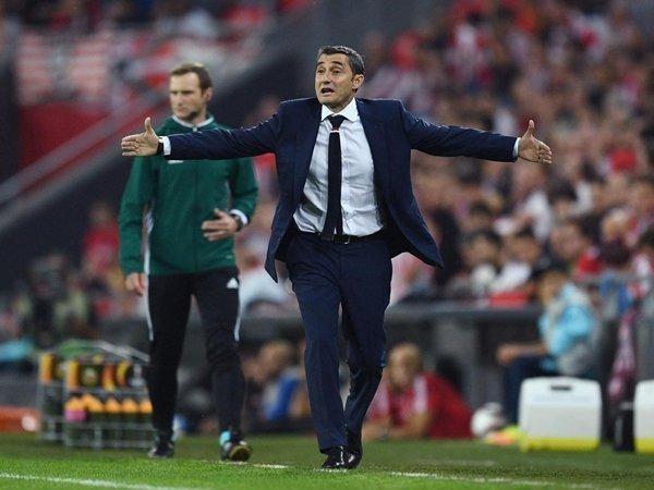 Valverde có thể kế nhiệm Enrique dẫn dắt Barcelona