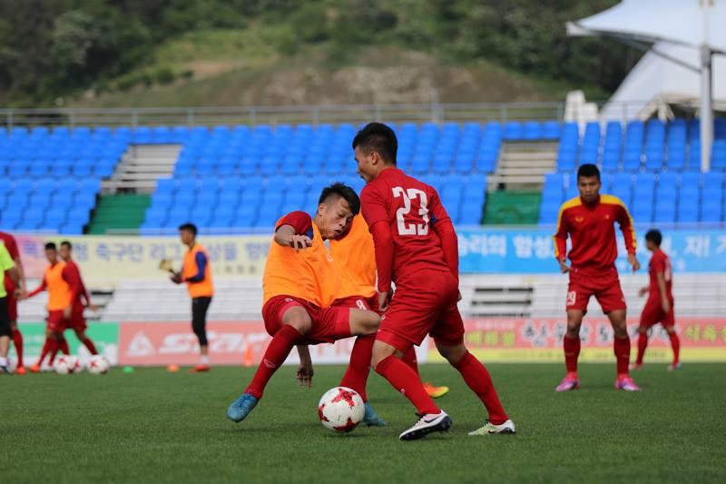 Ngày 22/5, đội tuyển U20 Việt Nam sẽ có trận mở màn chiến dịch U20 World Cup, gặp đối thủ U20 New Zealand.
