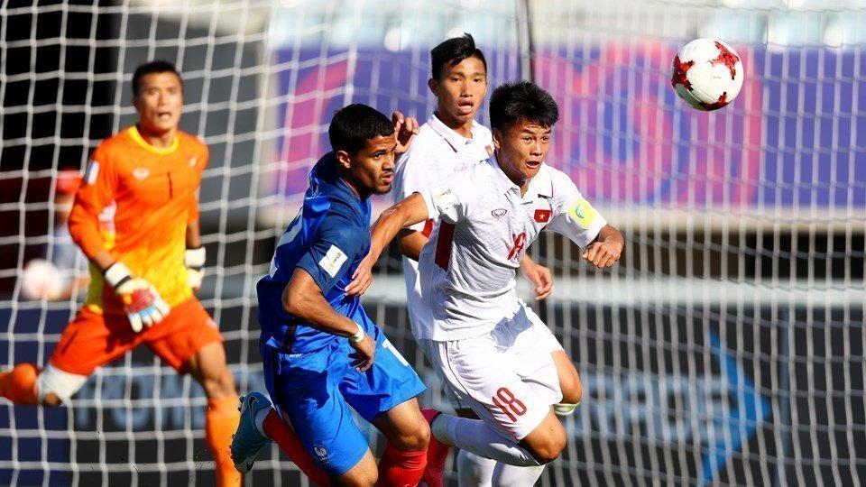 Các cầu thủ U20 Việt Nam chỉ cần ghi được bàn thắng vào lưới đối phương là đã hoàn thành nhiệm vụ.