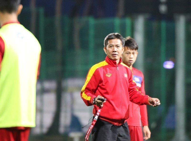 HLV Hoàng Anh Tuấn cho rằng U20 New Zealand không quá mạnh ở bảng đấu này.