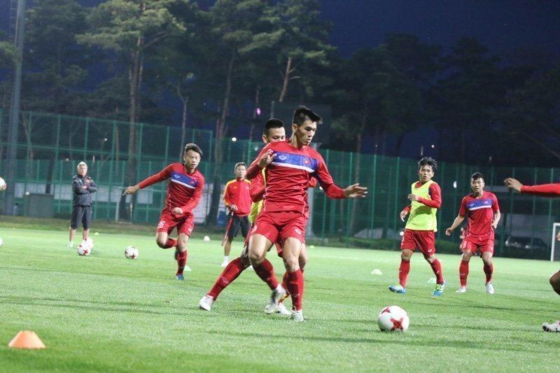 U20 Việt Nam tự tin trước trận đấu mở màn World Cup của mình.