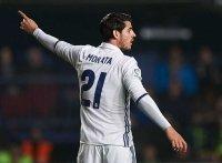 """""""Lật kèo"""" với Chelsea, Morata nhất trí hợp đồng gia nhập AC Milan"""