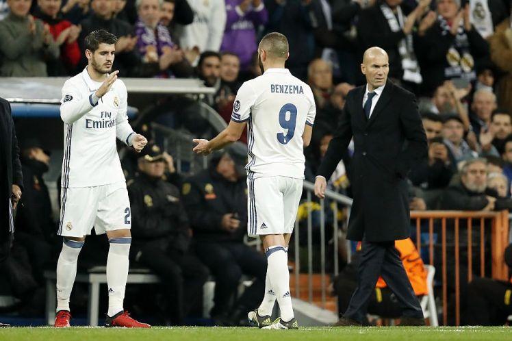 Morata không muốn chịu cảnh phải ngồi dự bị ở Real
