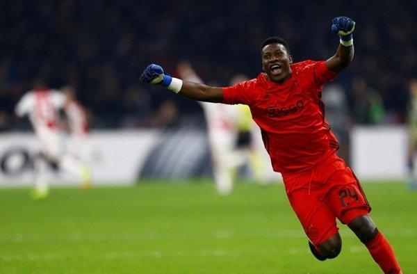 Thủ môn Andre Onana cũng đứng trước khả năng vắng mặt ở trận đấu then chốt với M.U