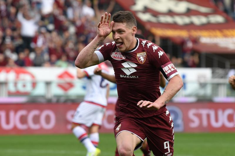 Lãnh đạo Torino khẳng định Milan đang theo đuổi Andrea Belotti