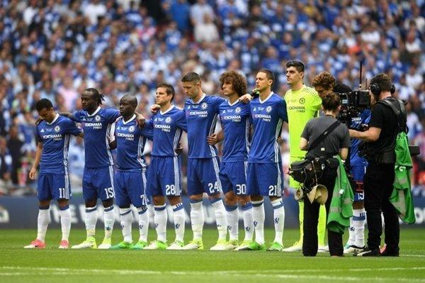 Các cầu thủ Chelsea thì không