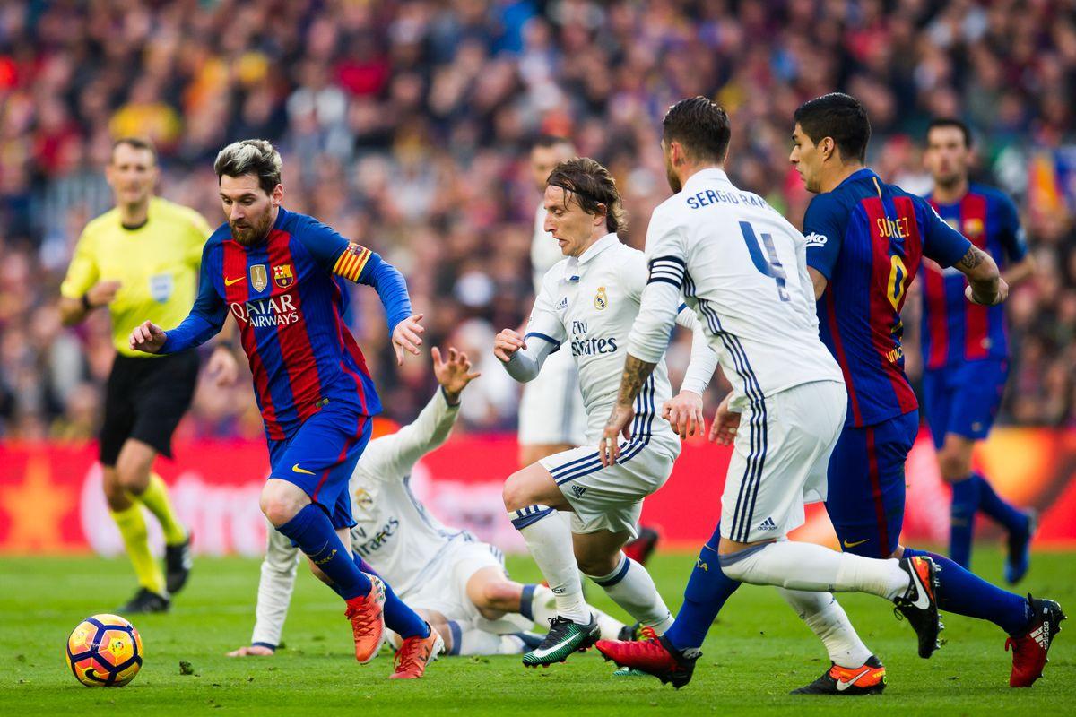 Liệu Barcelona có thể vượt qua Real Madrid ở thời khắc cuối cùng như 2 lần trước?