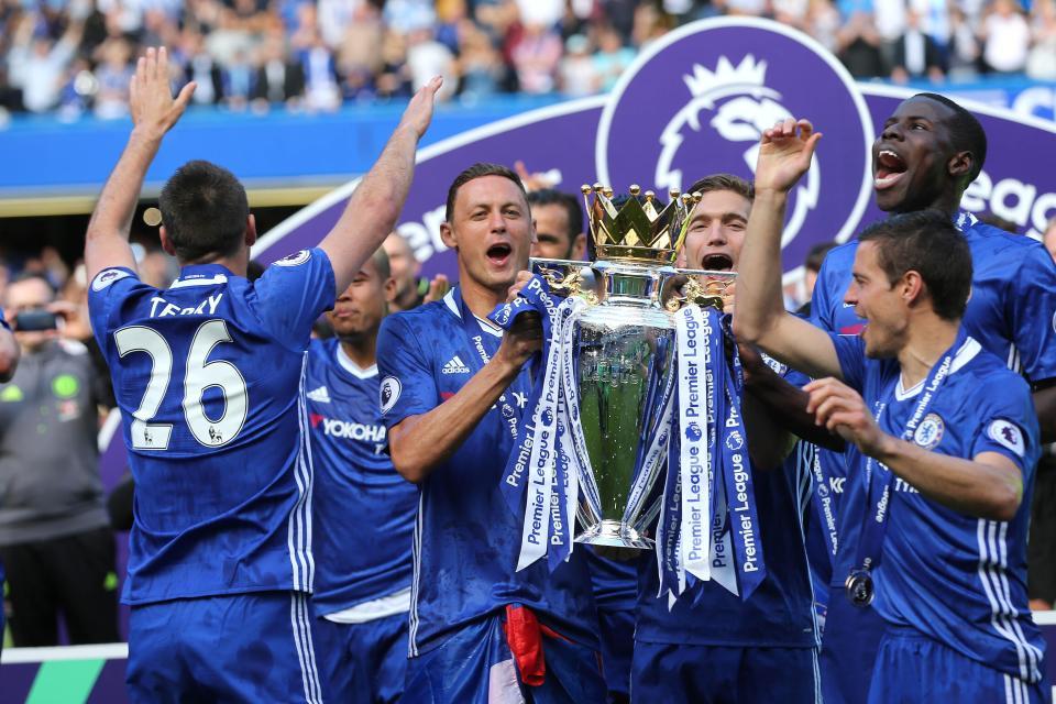 Chelsea của mùa giải 2016/17
