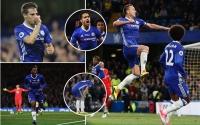 Dụng binh như thần, Conte giúp Chelsea hạ Watford với tỷ số 4-3