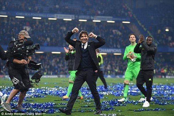 Chelsea công bố kế hoạch diễu hành ăn mừng chức vô địch Premier League