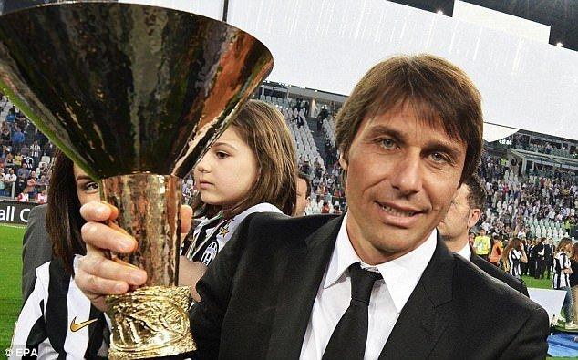 Conte cũng thất bại ở Juventus